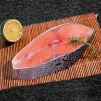 頂級厚切鮭魚