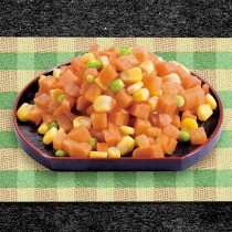 【臻美蔬果】三色豆(一公斤裝)