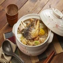 【臻美蔬果】極鮮砂鍋魚頭